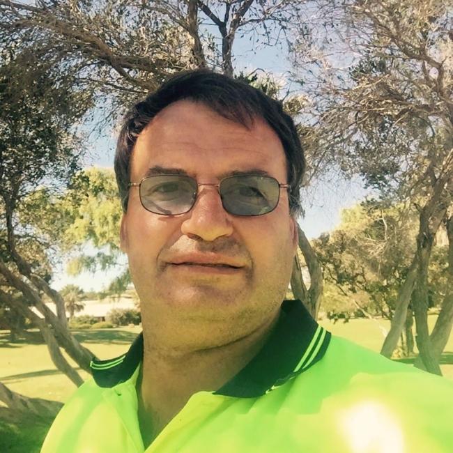 Kevin Defrenne, 52, Australind, Australia