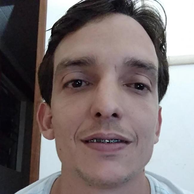 Paulo Fernandes, 33, Ponta Pora, Brazil