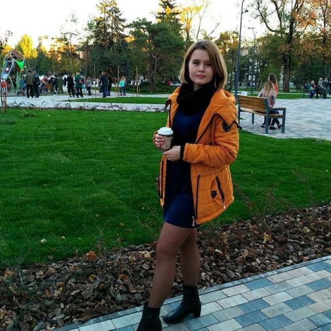 Elena, 22y.o., from Zaporozhye, Zaporizhia, Ukraine
