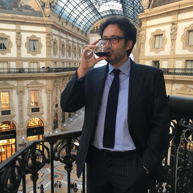 filippo, 44, Milan, Italy