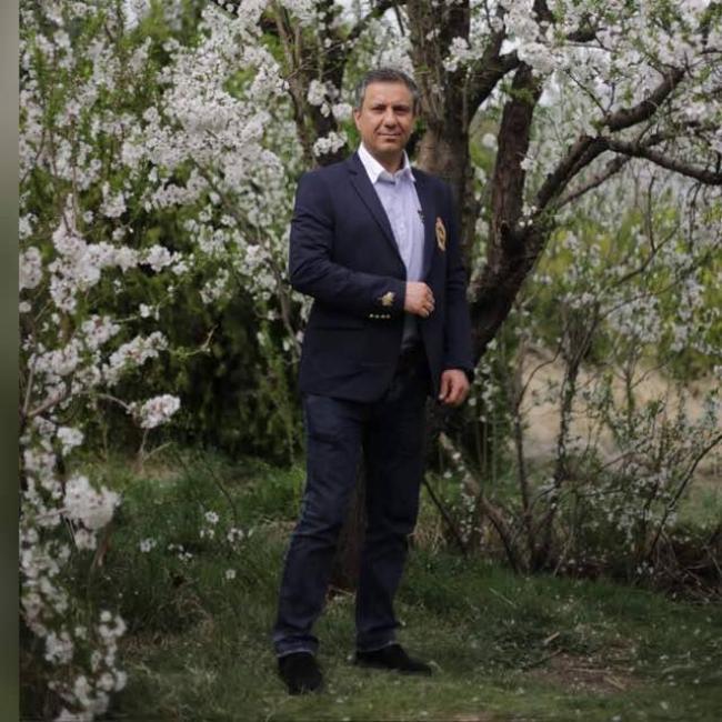 Farshad Danaei, 44,