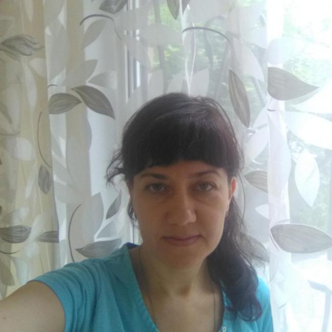Olga, 45, Samara, Russia