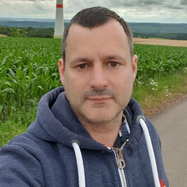 Matthew Montgomery, 40, Luxembourg, Luxembourg
