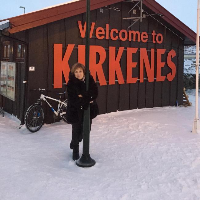 Larisa, 55, Murmansk, Russia