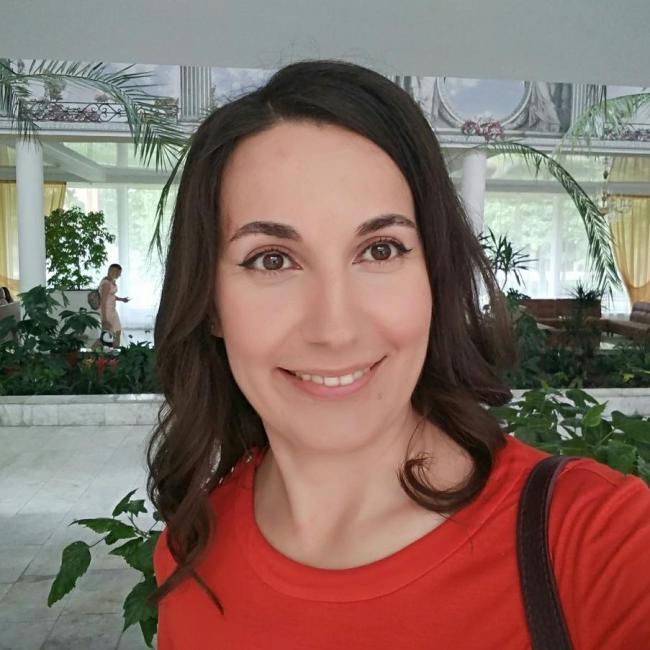 Melnikova Ekaterina, 33, Moscow, Russia