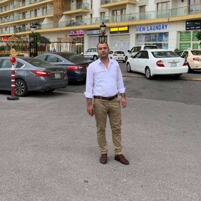 SaRkhel Saleem, 31,