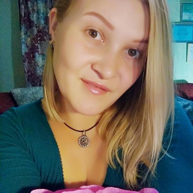 Khokhlova Galina, 27y.o., from Luhansk, Luhansk, Ukraine