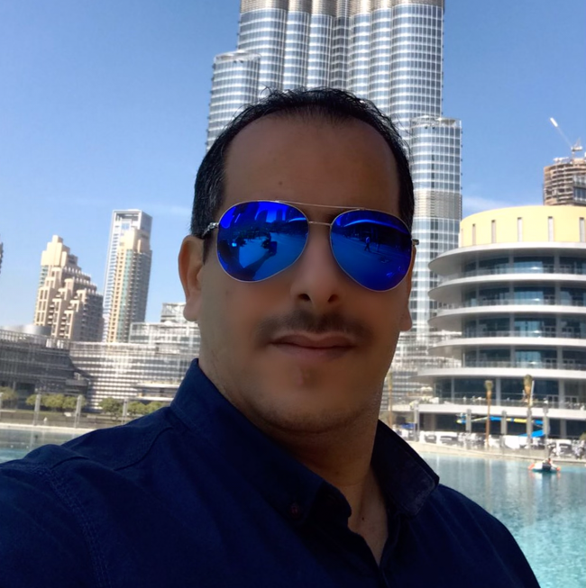 Ali Ghalib, 38,