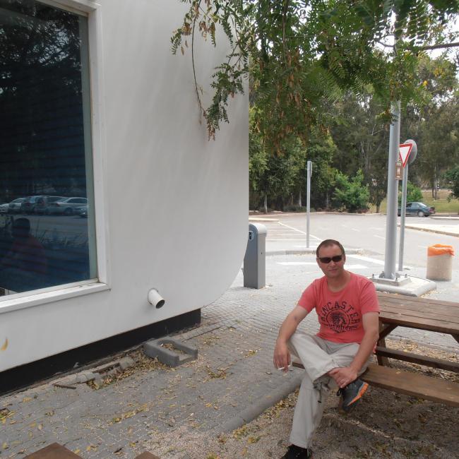 Igor Str, 40, Haifa, Israel