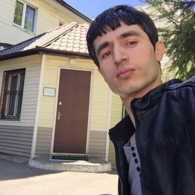 Shadab Afghan Zada, 26,
