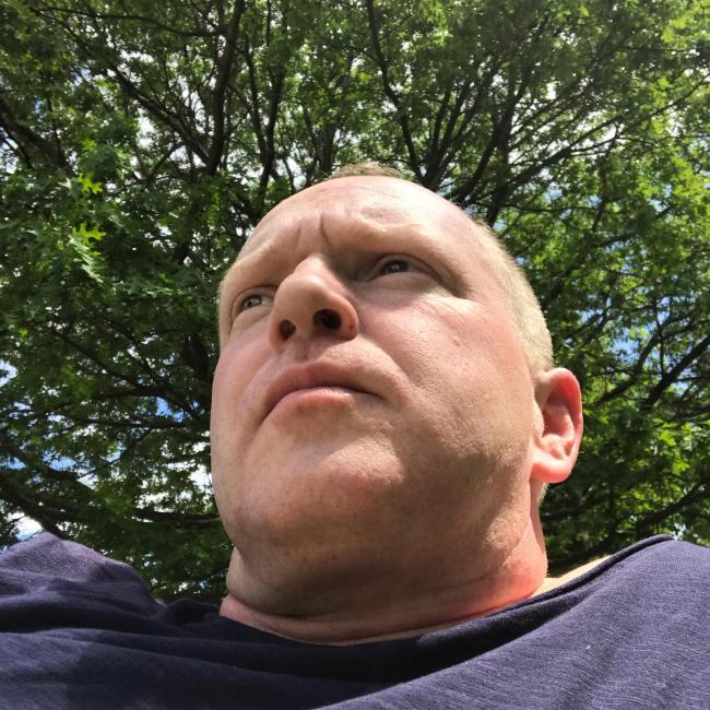 Michael Schmidt, 42, Hamburg, Germany