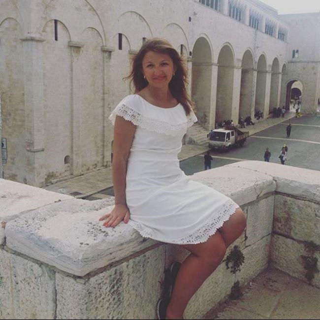 Mariya Rybak, 30, Paris, France