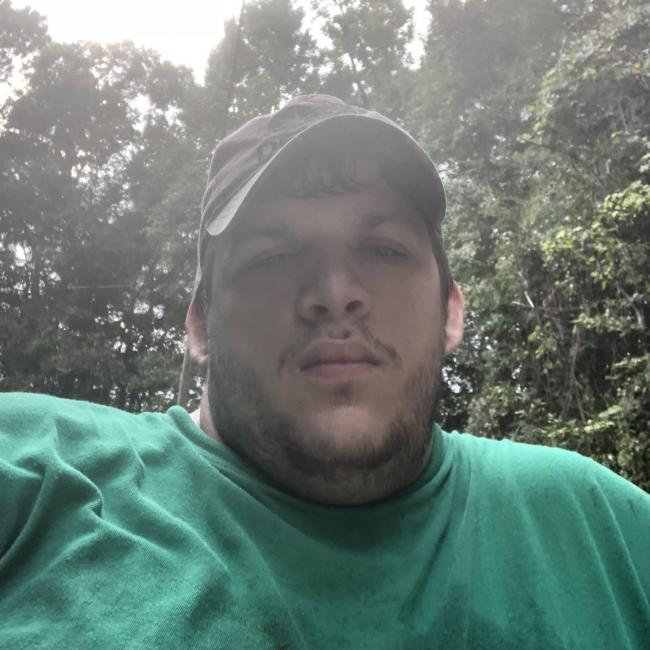 Blake Errette Dougia, 24, Denham Springs, United States