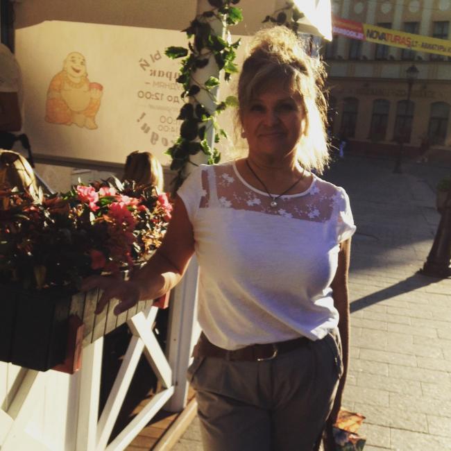 Inessa, 51, Minsk, Belarus