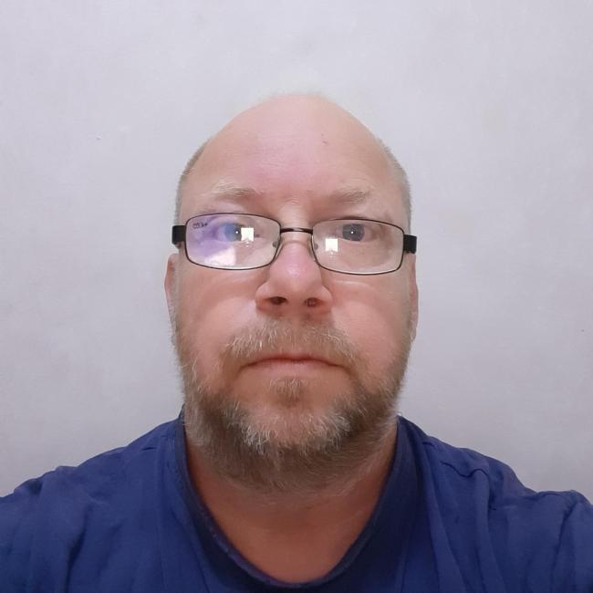 Conny Svenlin, 52, Stockholm, Sweden