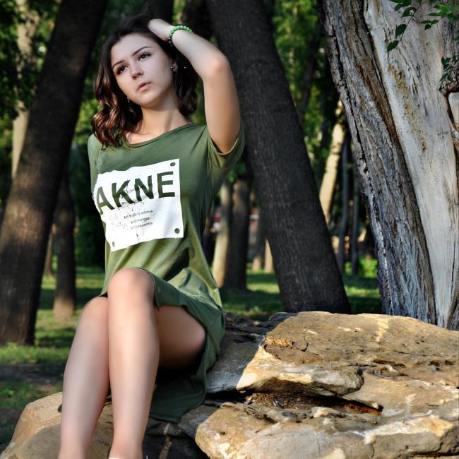 Natalya, 19, Luhansk, Ukraine