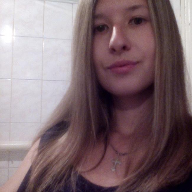 Vitalina Prigoda, 22y.o., from Kiev, Kyiv City, Ukraine