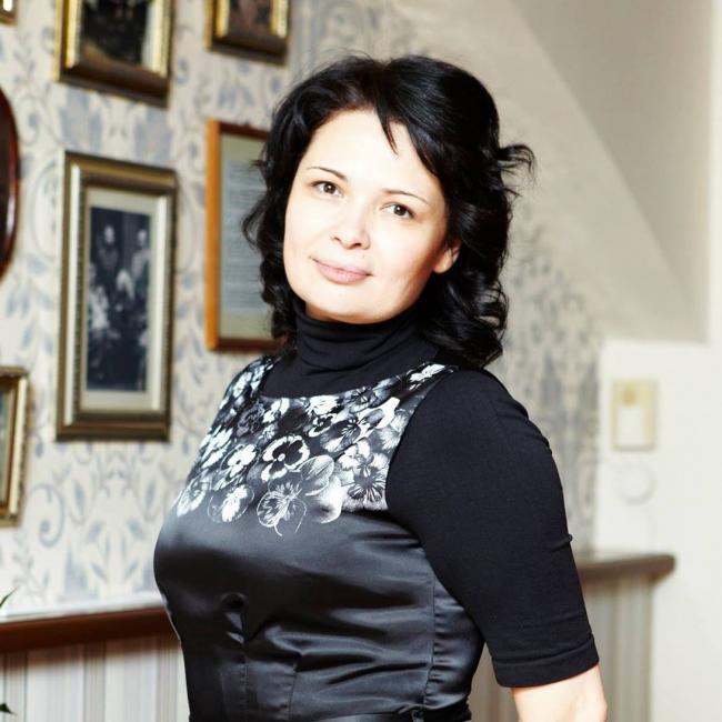 Elena Fomina, 45, Peterburg, Russia