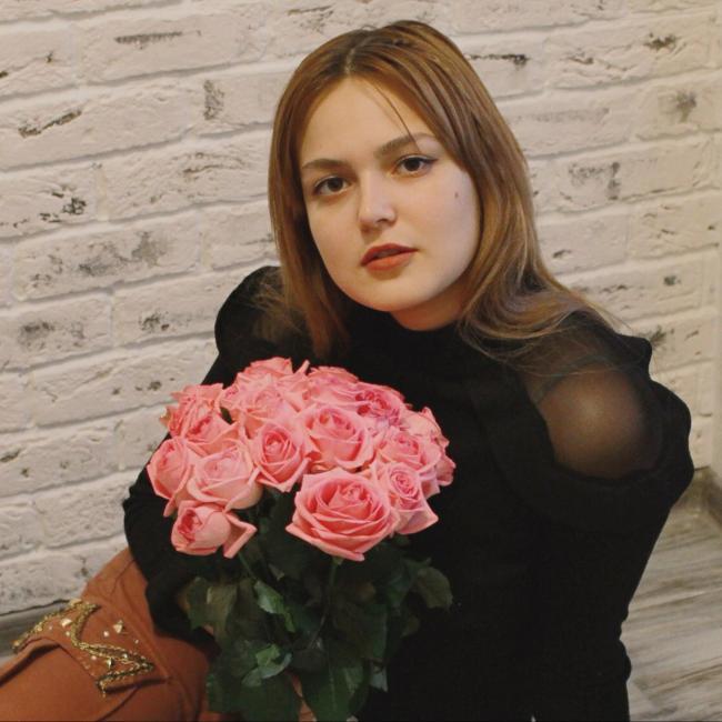 Katerina Pigal, 21y.o., from Irkutsk, Иркутская область, Russia