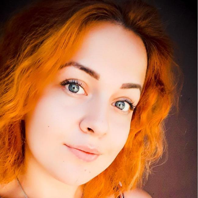 Marina Ryzhik, 21, Oleksandriya, Ukraine
