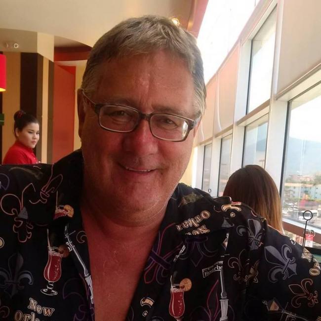 Bill Stevens, 59, Slave Lake, Canada