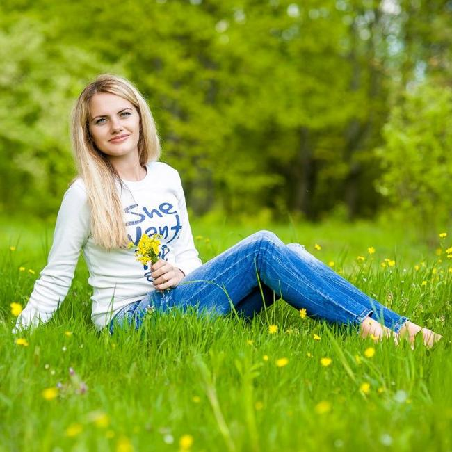 Anastasiya Matvijchuk, 26y.o., from Kiev, Kyiv City, Ukraine