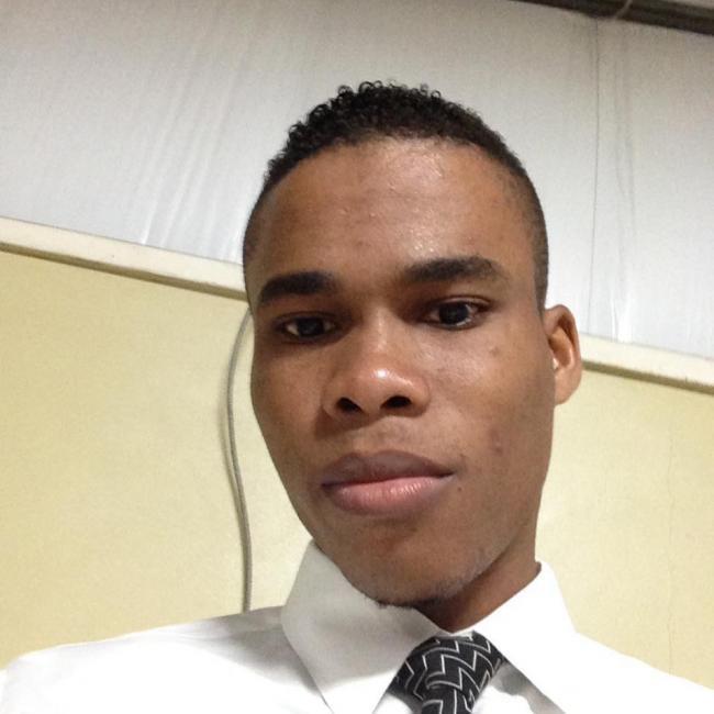 Jean Aristil, 23, Cap-Haïtien, Haiti
