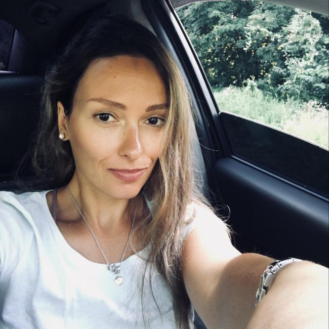 Olga Demyanenko, 34, Kiev, Ukraine