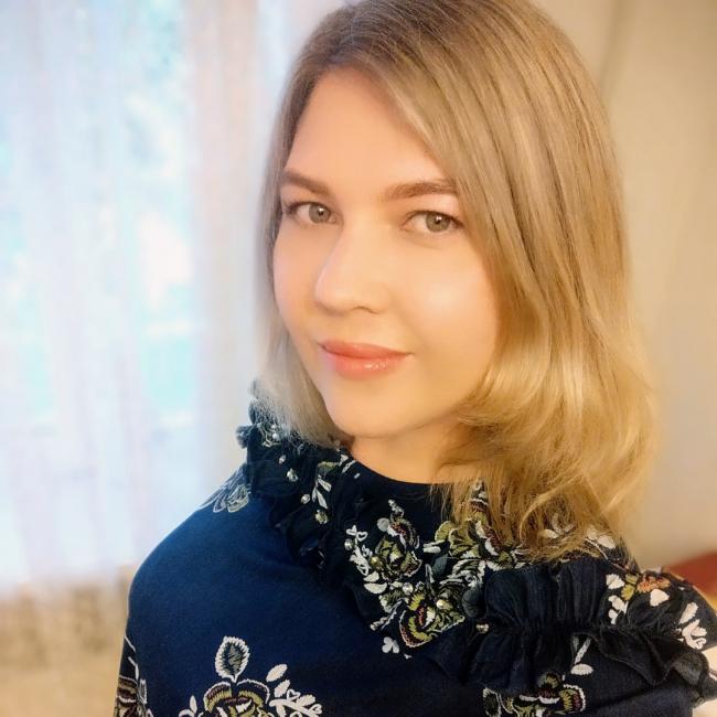 Yuliya Bass, 36, Krasnodar, Russia