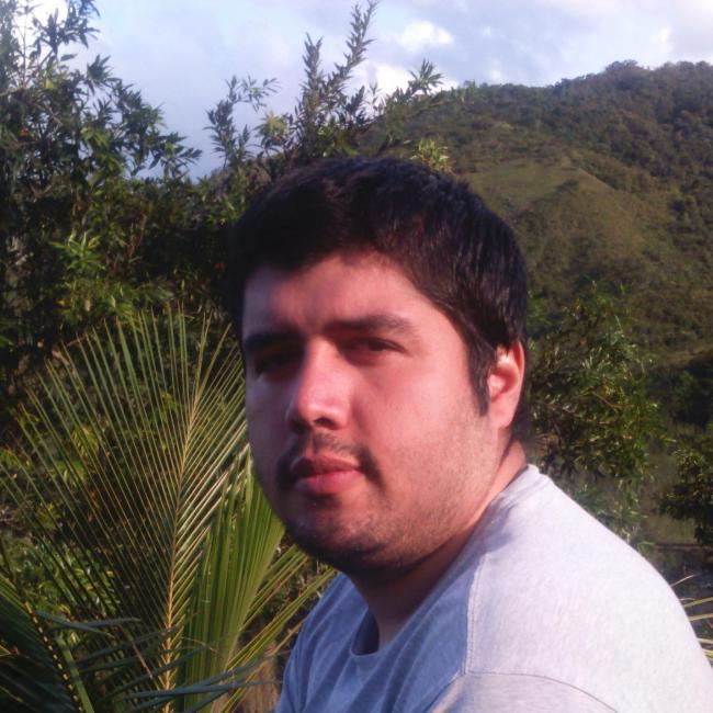 Albert, 34, Medellín, Colombia