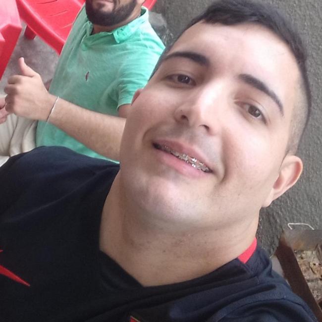 Carlos Vinicius, 30, Fortaleza, Brazil