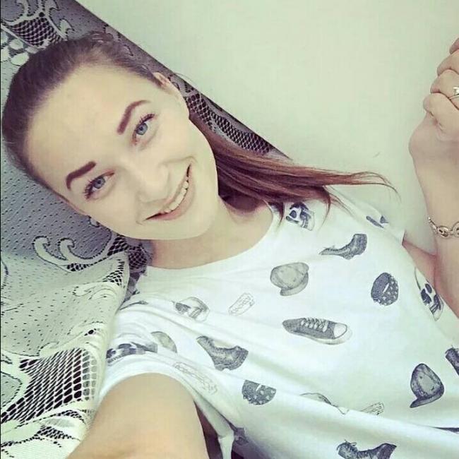 Lyudmila Ilyashenko, 22y.o., from Киев, Kyiv City, Ukraine