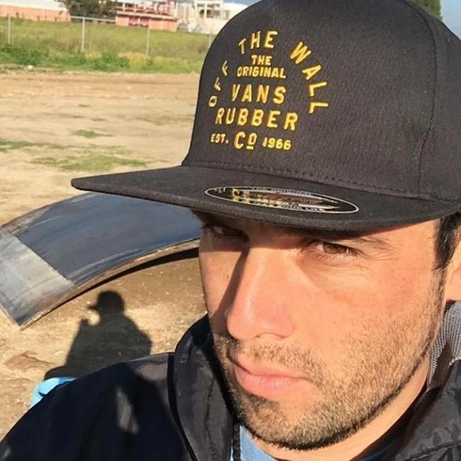 Roberto Barrera Arellano, 32, Guadalajara, Mexico