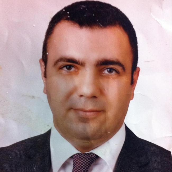 Fatih Emre, 40, Constantinople, Turkey