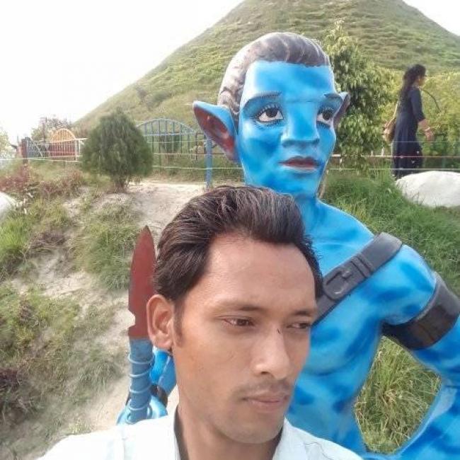 Bhishma Rajbanshi, 28, Delhi, India