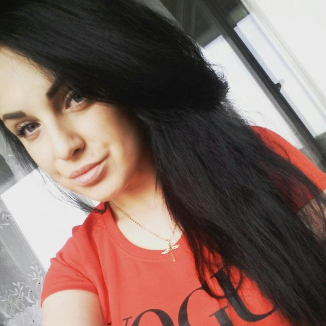 Aleksandra Koreneva, 21, Dnipropetrovsk, Ukraine