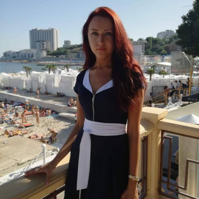 Kristina, 28y.o., from Kiev, Kyiv City, Ukraine