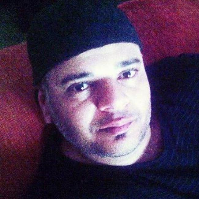 Paulo Fernando, 35, Vitoria de Santo Antao, Brazil