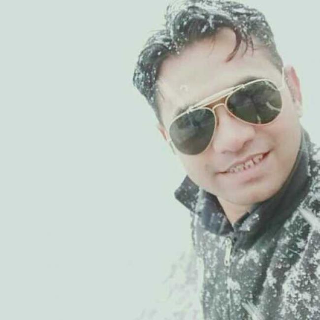 Sahadev Yadav, 32, Dehra Dun, India