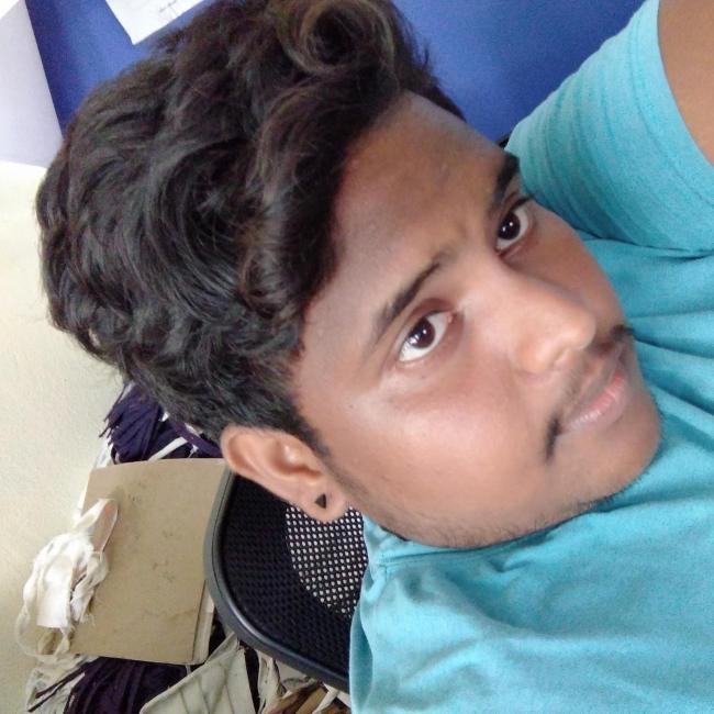 Siddu Sudheer, 22, Hyderabad, India