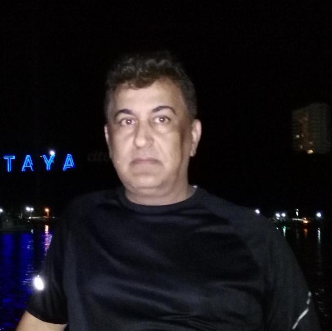 faiz, 35, Baghdad, Iraq
