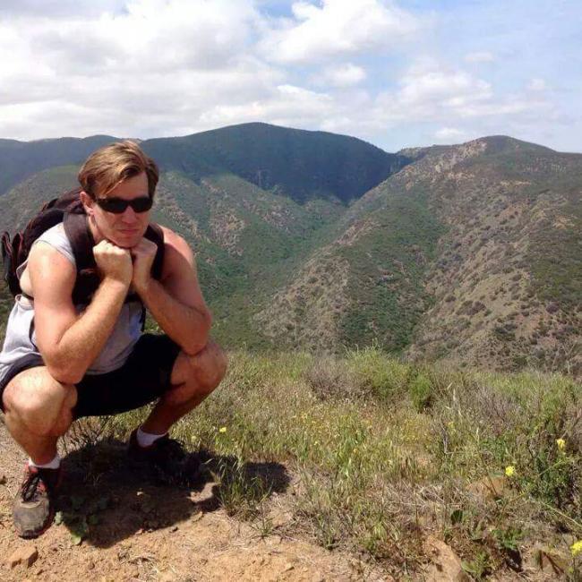Corey James, 52, Placentia, United States