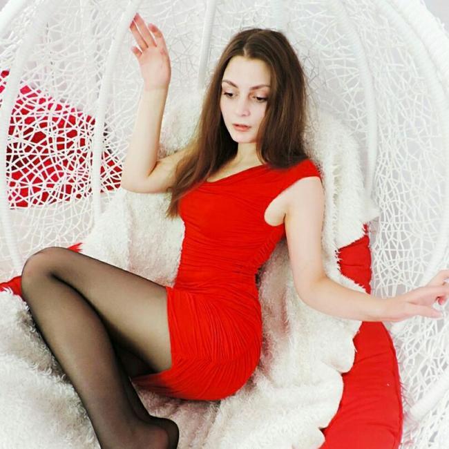 Veronika Shcheglova, 21y.o., from Cherkasy, Cherkasy, Ukraine