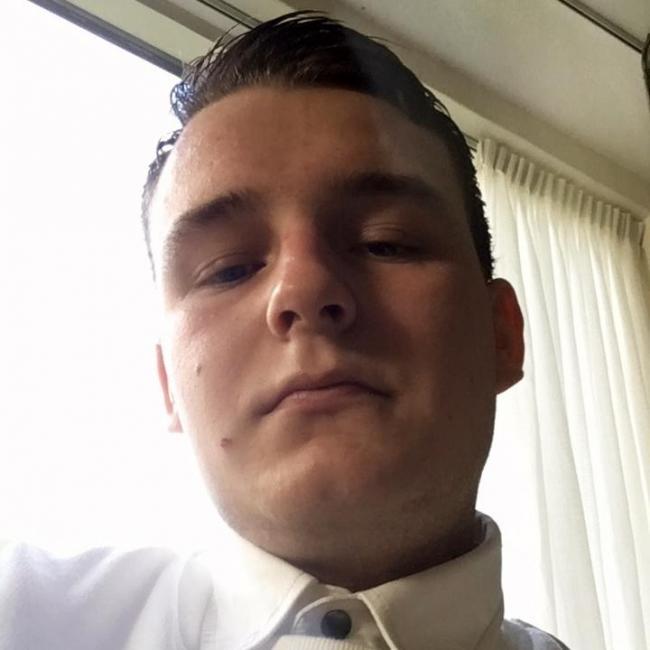 Chris, 23, Amsterdam, Netherlands