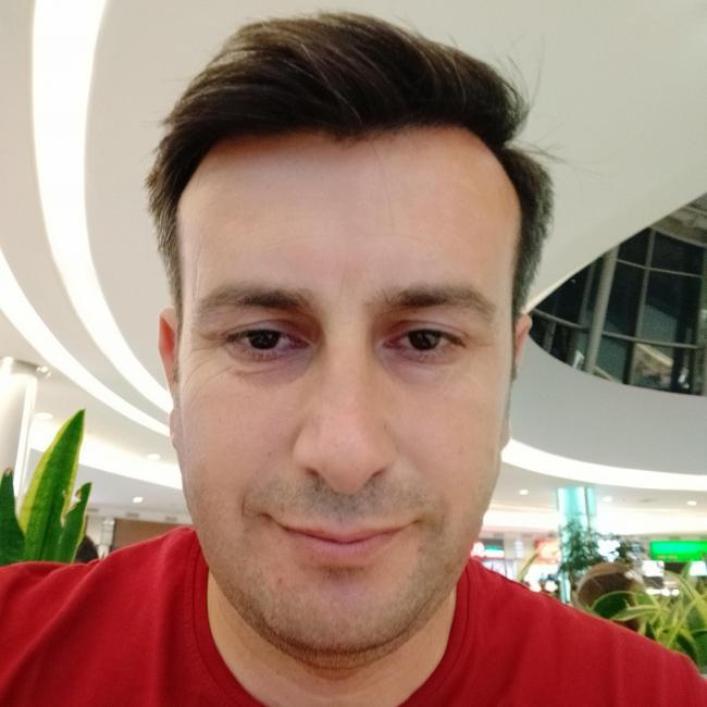 Can, 36, Constantinople, Turkey